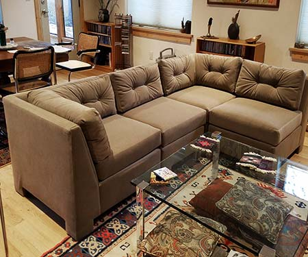 Residential upholstery and repair in Kalispell and the Flathead Valley